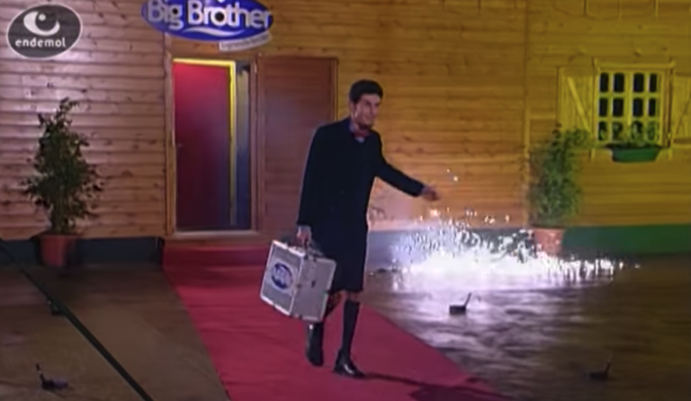 Zé Maria - Vencedor Big Brother 1