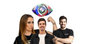 Conheça os repórteres do «Big Brother»